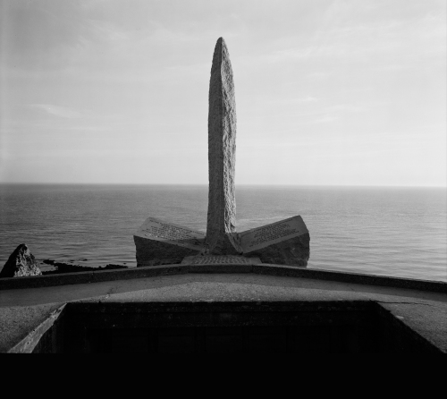 Memorial at Point Du Hoc