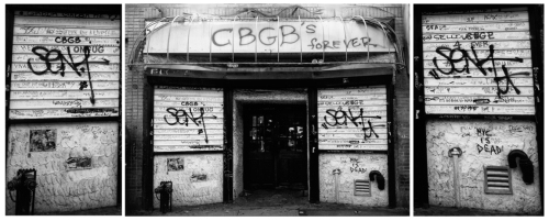 The Last Day of CBGB