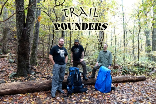 The three last Trail Pounders.