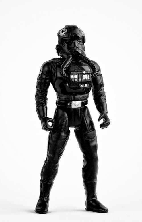 Tie Fighter Pilot. So bad ass, they aren't even clones.