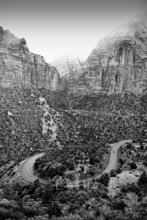 The Road to Upper Zion