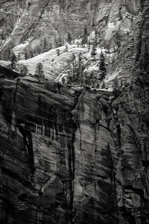 Cliffhangers of Zion