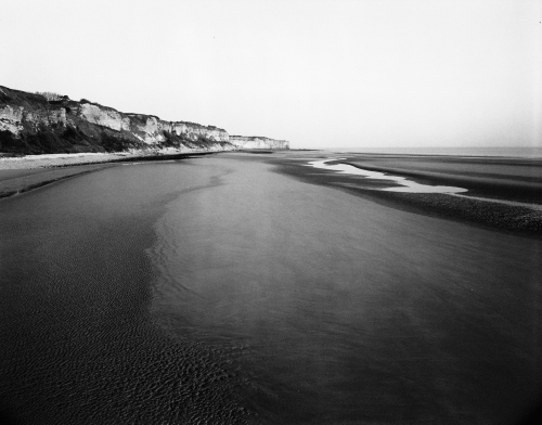 "Omaha Beach- Dog Green Sector. "" I started out to cross the beach with thirty-five me and only six got to the top, that's all. 2nd Lt. Bob Eldin"