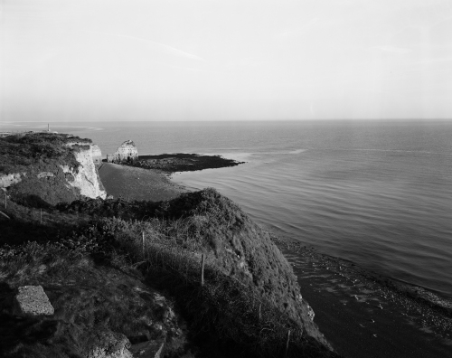 Point Du Hoc- Three companies of Rangers landed by sea at the foot of the cliffs, and scaled them using ropes, ladders, and grapples under German fire, and engaged the enemy at the top of the cliff and destroyed the artillery that threatened the other beaches.
