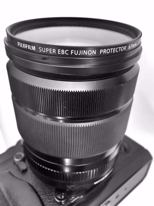 Fujifilm Branded Filters for the perfect fit. Shot with iphone 6